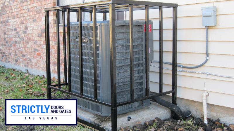 Las Vegas Air Conditioning Security Cages Company