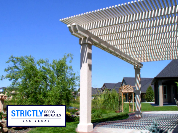 Las Vegas Alumawood Lattice Covers Company Strictly