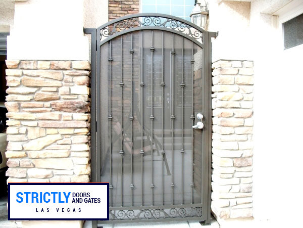 Courtyard Entry Systems Las Vegas Strictly Doors And Gates