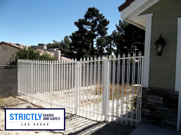 Las Vegas Dog Run Fencing Company Strictly Doors And Gates