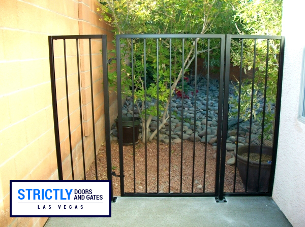 Las Vegas Dog Run Gates Pet Gates Company Strictly