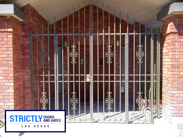 Grand Entry Systems Las Vegas Strictly Doors And Gates
