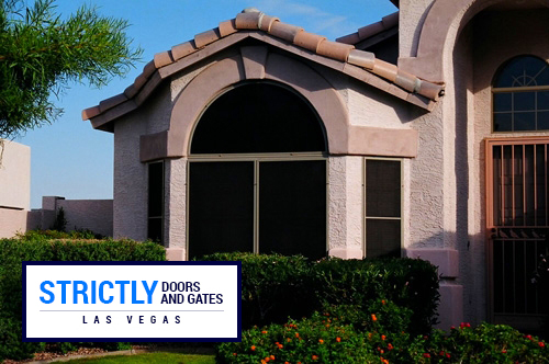 Las Vegas Solar Screens Company Strictly Doors And Gates