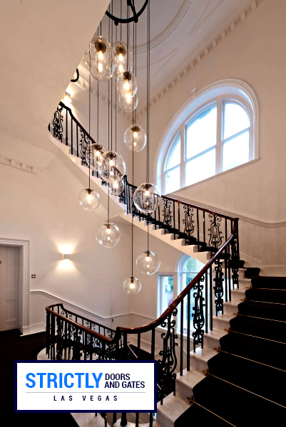 Las Vegas Stair Railings Company Strictly Doors And Gates