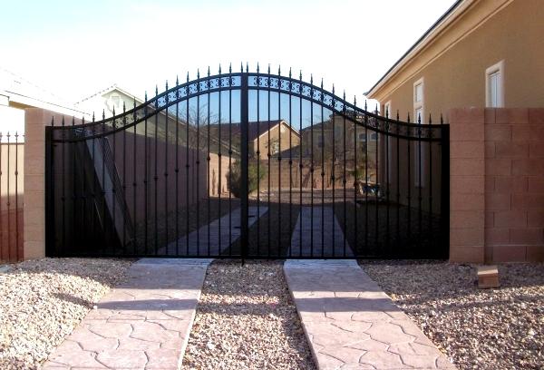 double rv gate 4