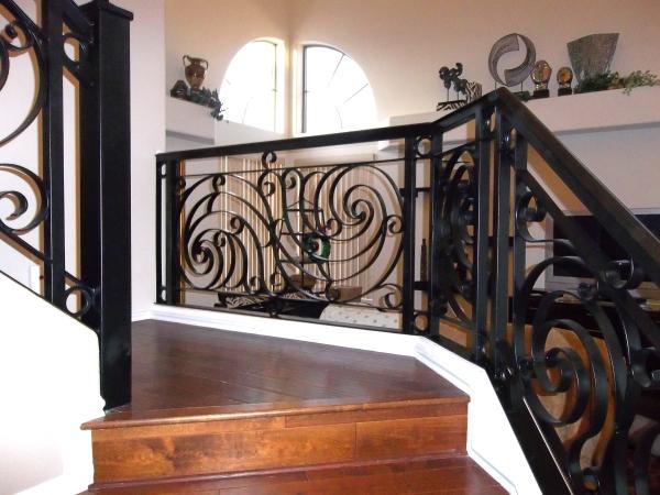 stair rail 14