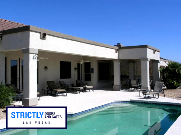 Las Vegas Alumawood Shade Trellis Company Strictly Doors