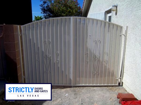 sideyard gate 11