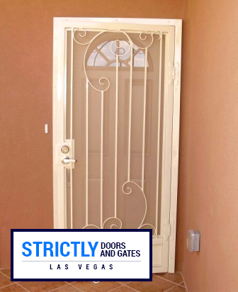 Las Vegas Double Security Doors Amp French Doors Company