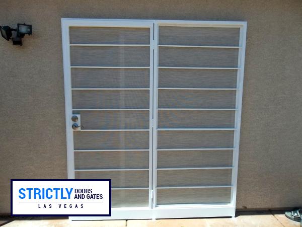 Las Vegas Double Security Doors Amp French Doors Company