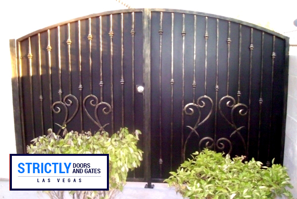 Las Vegas Ornamental Forged Gates Company Strictly Doors