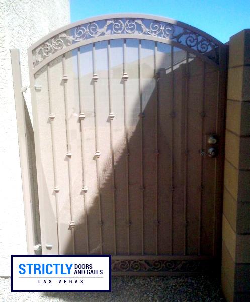 sideyard gate 14