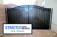sideyard gate 16
