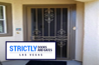 security door 26