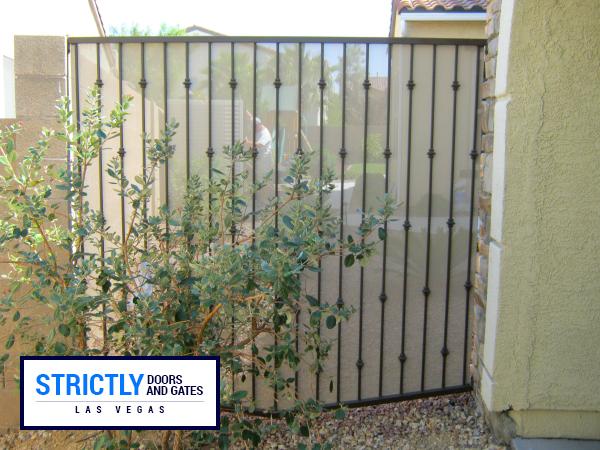 iron fence 22