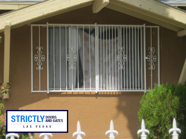 Las Vegas Security Solar Screens Doors Company Strictly