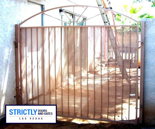 sideyard gate 4