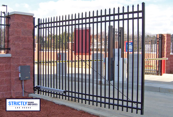 Las Vegas Swing Gate Operators Company Strictly Doors